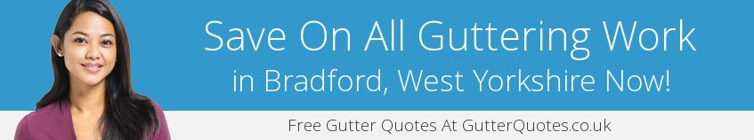best Bradford guttering companies covering BD5