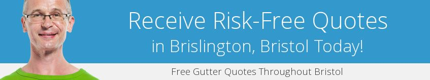 best Brislington guttering companies covering BS4