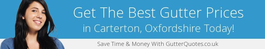 best Carterton guttering companies covering OX18