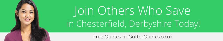 best Chesterfield guttering companies covering S41
