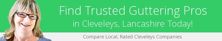 best Cleveleys guttering companies covering FY5