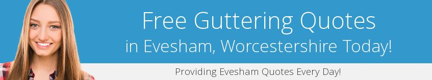 best Evesham guttering companies covering WR11