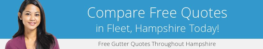 best Fleet guttering companies covering PO11