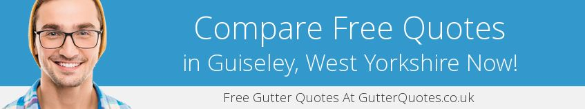 best Guiseley guttering companies covering LS20