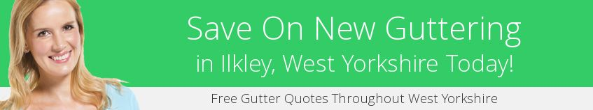 best Ilkley guttering companies covering LS29