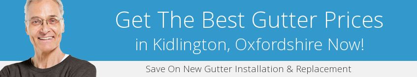 best Kidlington guttering companies covering OX5