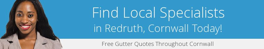 best Redruth guttering companies covering TR15