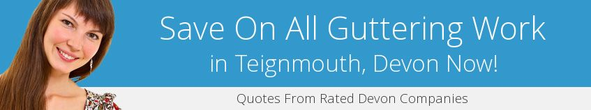 best Teignmouth guttering companies covering TQ14