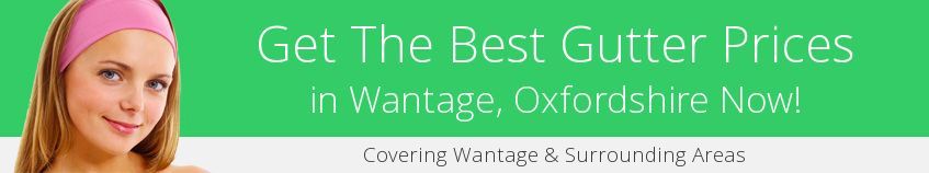 best Wantage guttering companies covering OX12