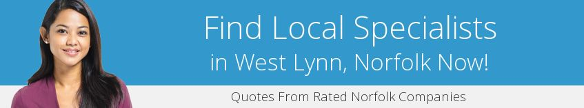 best West Lynn guttering companies covering PE30