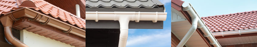 uPVC plastic guttering advantages
