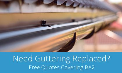 replace your Bath gutters