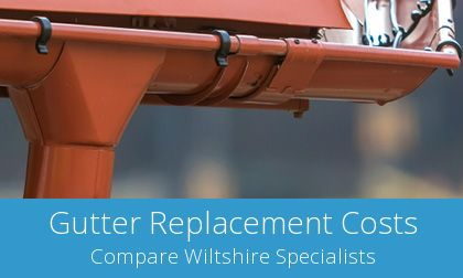 Devizes gutter replacement costs
