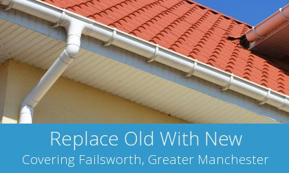 replacing Failsworth gutters