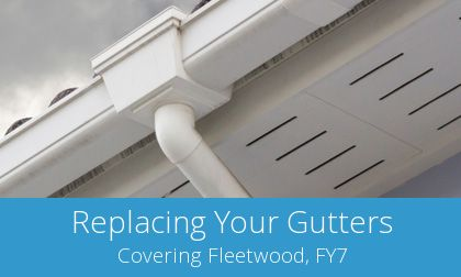 Fleetwood gutter replacement costs