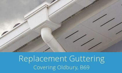 Oldbury gutter replacement costs