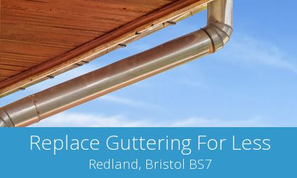 compare Redland gutter replacement costs