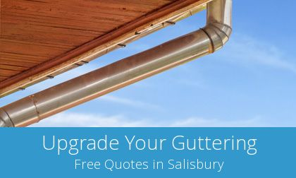 replacement Salisbury gutters