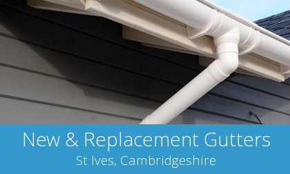 replacement St Ives gutters