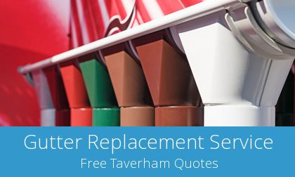 Taverham gutter replacement costs