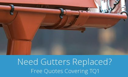 costs for gutter replacement in Torquay