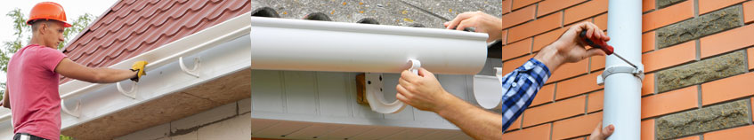 replacing existing guttering costs