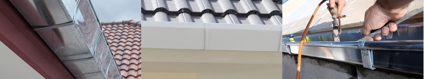 square and box guttering information